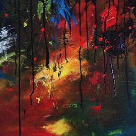 Shakhenabat Kasana - Colourful tears