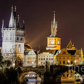 Rhonda Krause - Colours of Prague- B