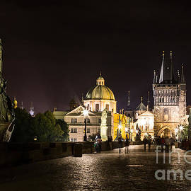 Rhonda Krause - Colours of Prague- C