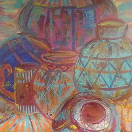 Judi Goodwin - Colours of Santa Fe 3