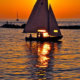 Frozen in Time Fine Art Photography - Come Sail Away with Me