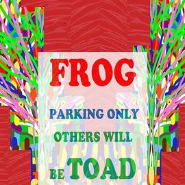 NAVIN JOSHI - Comedy Funny WordPlay Toad Frog  Background Designs  and Color Tones n Color Shades available for Do