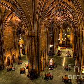 Amy Cicconi - Commons Room Cathedral of Learning University of Pittsburgh
