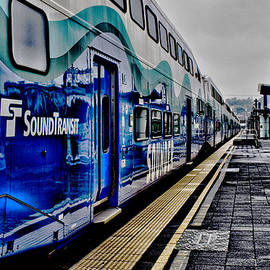 Ron Roberts - Commuter Train