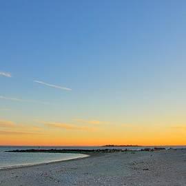 Compo Beach by Steven Richman