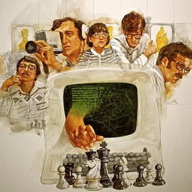 Computer Chess - A Film  by Cliff Spohn