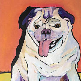 Pug Porn by Pat Saunders-White