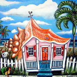 Abigail White - Conch Cottage