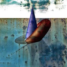 Cone and Torus by Ramon Martinez