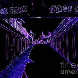 Ed Weidman - Coney Island Tunnel