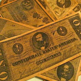 Confederate Currency by Denise Mazzocco
