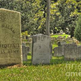 Jonathan Harper - Confederate Graves