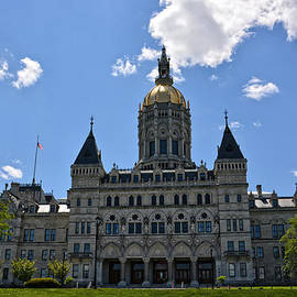 Connecticut State Capitol by Mike Martin