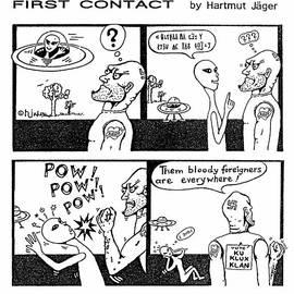 Hartmut Jager - Contact
