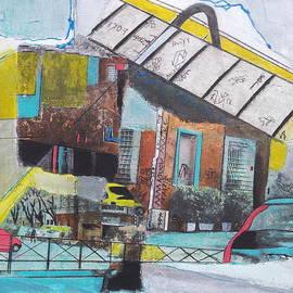 Danielle Nelisse - Rome Graffiti II
