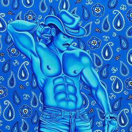 Joseph Sonday - Cool Blue Cowboy
