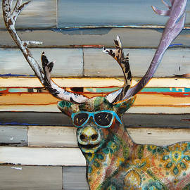 Cool Caribou by Danny Phillips
