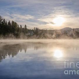Cool November Morning by Jola Martysz