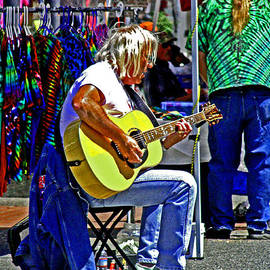 Coos Bay Oregon Swap Meet Blues by Joseph Coulombe