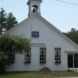 Catherine Gagne - Coos Canyon Schoolhouse