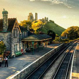 Jon Holland - Corfe Castle Railway Station