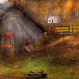Country - Morristown NJ - Rural refinement by Mike Savad