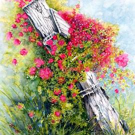 Janine Riley - Country Rose