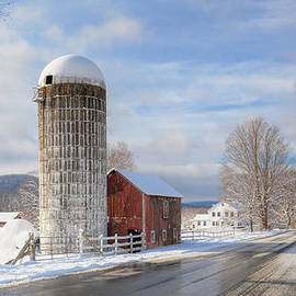 Country Snow by Bill Wakeley