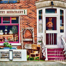 Country Store by Les Palenik