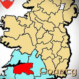 County Limerick by Val Byrne
