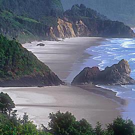 Quiet Cove by Phil Jensen