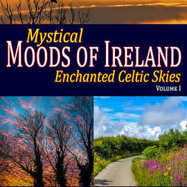 Cover Of Vol. 1 - Mystical Moods Of Ireland by James Truett