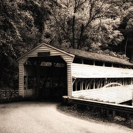 Bill Cannon - Covered Bridge - Valley Forge