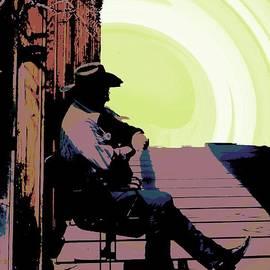 Cowboy Moment by Kelly Schutz