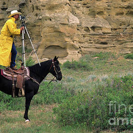 Bob Christopher - Cowboy Photographer 2