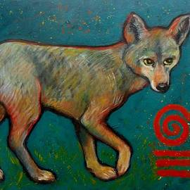 Carol Suzanne Niebuhr - Coyote of the Symbol