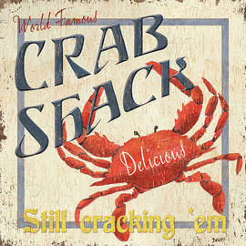 Crab Shack by Debbie DeWitt