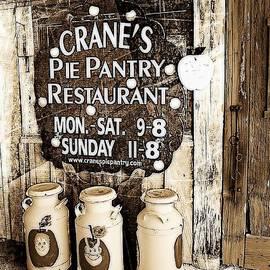 Cranes Pie Pantry by Kelly Schutz