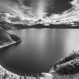Dave Hall - Crater Lake Sky