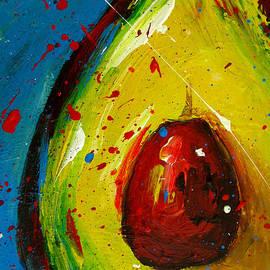 Patricia Awapara - Crazy Avocado 4 - Modern Art