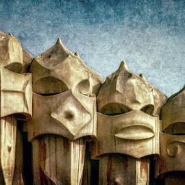 Joan Carroll - Creatures of La Pedrera