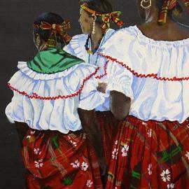 Kelvin James - Creole Ladies