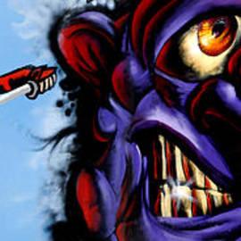 Phil Robinson - Crete Graffiti Three