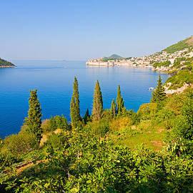 Croatian coast by Alexey Stiop