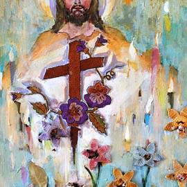 Mary Spyridon Thompson - Cross of Christ