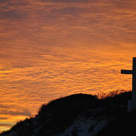 Jon Cody - Cross on a Hill