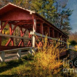 Crossing Shawnee Creek by Lois Bryan