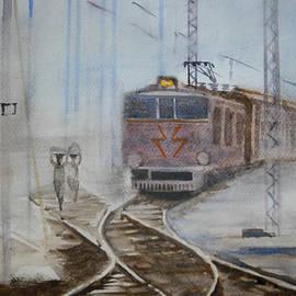 Sudip Mitra - Crossing the Tracks in Fog