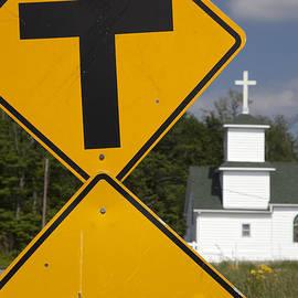 Crossroads by Jim West