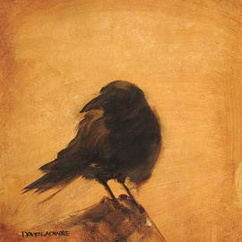 Crow 9 by David Ladmore